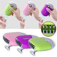 Mini 6 Colors Portable beauty nail art dryer fan fan polish ...