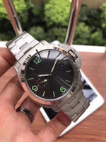Luxury Sapphire Automatic Wristbwatches Basel Stainless Stee...