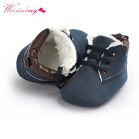 Infant Toddler Boy Boot 2017 Winter 0- 18 Months Thick Warm N...