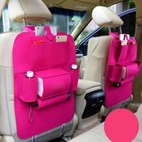 Авто автокресло мешок организатор Multi карманный хранения сумка автокресло обложка сиденья коробка организатор держатель для телефона книга стайлинга автомобилей для всех