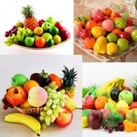 Plastic Artificial Fake Fruit Decorative Home Decor Craft Or...