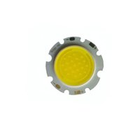 10X Promotional 10W COB LED lamp beads 20mm luminous dimensi...