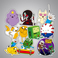29PCS SET Adventure Time Funny Anime Sticker Decal For Car L...