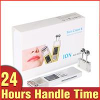 dispositivo Whitening Firming Skin Care New microcorrente galvânica New Face Spa Pele dispositivo Beauty Salon Equipment Iontoforese pele