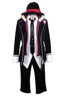 Diabolik Aşıklar Vampir Sakamaki Raito Cosplay Kostüm