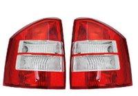 Tailights cauda traseira do freio de pisca-pisca luzes lâmpada de sinal para peças de reposição originais de bússola de Jeep 2007 2008 2009 2011 2011 2012 2013 2014 2015