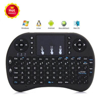 2. 4g Wireless Mini Keyboard rii i8 Fly Air Mouse Multi- Media...