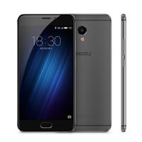 Originale Meizu Meilan E Cellulare MTK Helio P10 Octa Nucleo 3GB Android ROM RAM 32GB 5,5 pollici 2.5D vetro 13.0MP 4G LTE del telefono cellulare