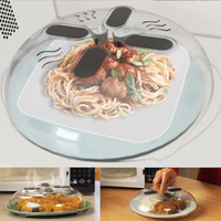 Magnetic Microwave Splatter Lid with Steam Vents Microwave S...