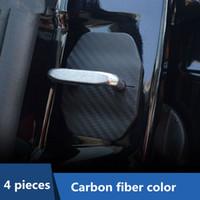 자동차 도어 잠금 모자 커버 보호 방수 케이스 4pcs 메르세데스 벤츠 새로운 C 클래스 W205, GLC X253 2015-17