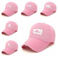 Cotton Cap Fortnite Girls Baseball Hats Casual Leisure Snapb...