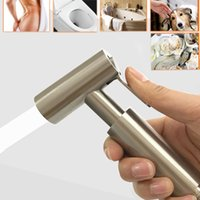 Bidet Spray Bathroom Shower Toilet Spray Shower Hand Held Fa...