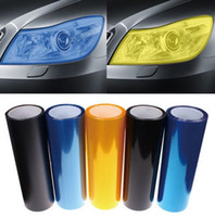 40cm x 100cm Auto Car Light Films Tint Headlight Taillight F...