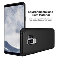 Hybrid Armor Case Soundmae Shockproof Protective TPU Back Co...