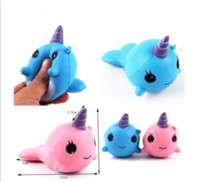 8cm unicorn Squishy Toys for Kids slow rising squishy Finger...