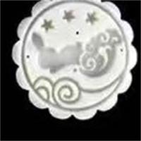 الزهور نمط القمر كعكة البسكويت العفن مجموعة البلاستيك ناحية الضغط قالب كعك المطبخ اكسسوارات المطبخ العملي 4 2zf c cc