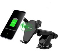 N5 Qi Car Charger Wireless Fast Charger For Iphone 8 plus 7 ...