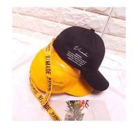 Mektuplar Yan Baskılı Rahat Erkek Kadın Tasarımcı Şapkalar Erkekler Kadınlar Hip Hop Şapka Unisex Topu Kayış ile Caps