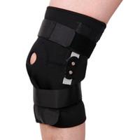 الجملة 10 قطع الرياضية للتعديل الركبة الوسادة الفخذ الركبة دعم هدفين حزام التفاف ضمادة إصابة إصابة الإغاثة