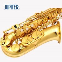 الموسيقى أداة جديدة تايوان JUPITER JAS-500Q ألتو إب لحن ساكسفون الذهب ورنيش ساكس مع حالة المعبرة المهنية شحن مجاني