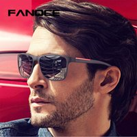FANQCE Mulheres Moda Óculos de sol Men Driving Sunglasses Feminino Praça UV400 2017 Masculino Famoso Fresco Eyewear Pesca