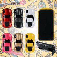 Racing Car Phone Case With Stand F1 Roadster Cover For IPhon...