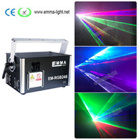 3000mw 3 watt Laser light Projector RGB With SD Function DJ Equipment Laser Light Show for Music Show DJ Disco Party