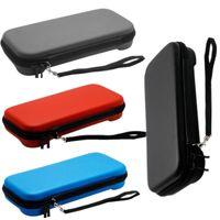 Для Nintend переключатель сумки для хранения EVA Защитного Футляр для путешествий для переноски сумки консоли игры для Nintendo Переключатель случая горячей продажи
