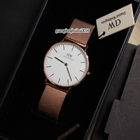 2018 TOP Version stainless steel fashion rose gold men 40mm ...