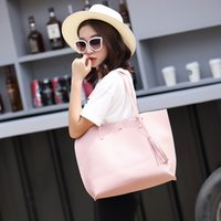New Top quality fashion famous brand women casual tote bag P...