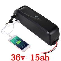 US EU No Tax 36V 15Ah 1000W Electric Bicycle Battery 36V Wit...