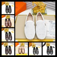 2018 Softmen Genuine Leather Shoes Luxury Handmade Loafers S...