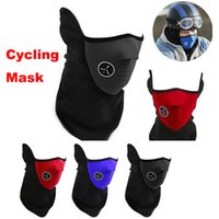 Outdoor Cycling Bike Mask Wholesale Motorcycle Windproof Ski...