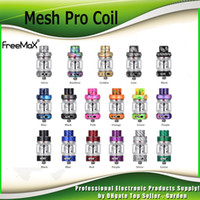 Original Freemax Mesh Pro Tank 5ml Resin Bubble Glass Versio...