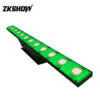 80 % 할인 12 * 5W RGB LED 배경 빛 60W 벽 세탁기 빔 워시 DMX DJ 디스코 파티 웨딩 무대 조명 프로젝터 무료 배송