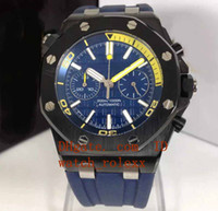 Mens luxury Submarine Jh N8 factory Miyota with smooth sweep...