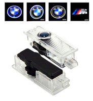 2X nuovo Car-styling per BMW E53 X5 E39 X3 E46 Luce portiera auto Welcome Light LED proiettore laser Lampada per BMW LOGO lampada decorativa