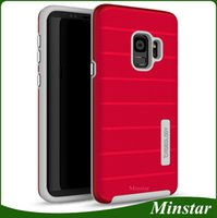 Caseology Hybrid Defender Rugged Plastic TPU Case for Samsun...