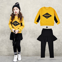 Baby Girls Clothes Sets Outifits Newest Autumn Spring Kids G...