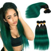 Indian Straight Human Hair Weave Bundles 100% Virgin Human H...