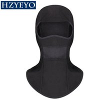 Windproof winter motocryle mask snow hat warm outdoor cyclin...