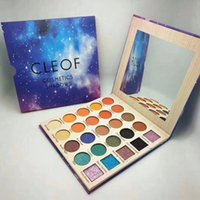 New Hot Makeup CLEOF Cosmetics 25color Glitter Shimmer Eyesh...