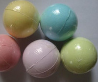 2018 40g Random Color! Natural Bubble Bath Bomb Ball Essenti...