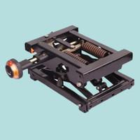 Venta caliente suspensión mecánica + Amortiguador de asiento del operario de la excavadora, camiones, coches; Bloqueable Amortiguador