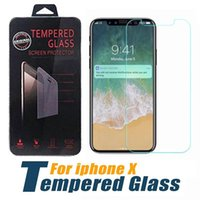 For Iphone X 10 Tempered Glass 8 8 Plus Screen Protector 6 7...