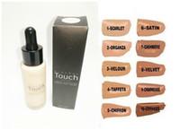 Gesicht Make-up UNQ Touch Flüssige Foundation Concealer Creme Moodstruck Opulence BB Creme 10 Farbe Wie gezeigt, DHL