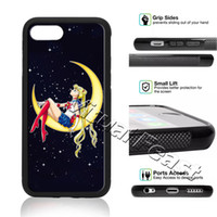 Sailor Moon Princess Phone Case Cartoon Girl For iPhone X 8 ...