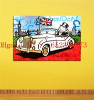 Alec Car Monopoly, Home Decor HD Printed Modern Art Painting ...
