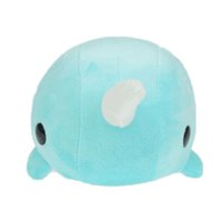 "Hot New 10"" 25CM Narwhal Plush Doll Anime Collectible S..."