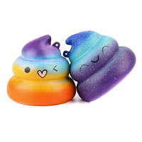Galaxy Honey Peach Cream Scented Squishy Slow Rising Squeeze...